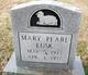 Mary Pearl Lusk