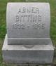 Profile photo:  Abner Bitting