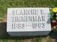 Profile photo:  Blanche Elizabeth <I>Smailes</I> Zimmerman