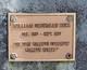"""William Nehemiah """"Will"""" Russ"""