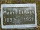 Profile photo:  Mary E. DeViney