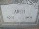 Profile photo:  Arch Albritton
