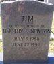 Timothy D. Newton