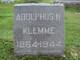 Profile photo:  Adolphus H Klemme