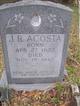 Profile photo:  Jefferson Beauregard Acosta