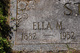 Ella May <I>Faunce</I> Stevenson