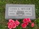 Lena Letitia <I>Ferree</I> Miller