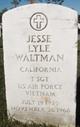 Jesse Lyle Waltman