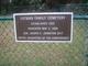 Eatman Family Cemetery