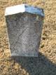Profile photo:  John Marle Goolsby, Sr