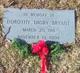 Dorothy <I>Digby</I> Bryant