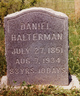 Daniel Halterman
