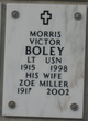 Zoe Evelyn <I>Miller</I> Boley