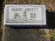 """Profile photo:  Henry """"Hut"""" Arnett"""