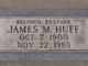 "James Milton ""Moody"" Huff"