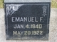 Emanuel F. Brown
