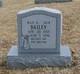"Profile photo:  Max A. ""Jack"" Bailey"