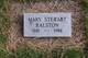 Mary Stewart Ralston
