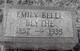 Emily Belle <I>Wallace</I> Blythe