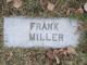Frank Lon Miller