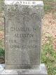 """Charles Hoke """"Charlie"""" Allison"""