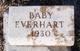 Profile photo:  Baby Everhart