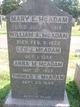 Mary Elizabeth <I>Norton</I> McAdam