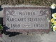 Margaret Maude <I>Canham</I> Stevenson