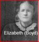 Elizabeth <I>Boyd</I> Drake