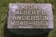 Profile photo:  Albert C Anderson