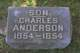 Profile photo:  Charles Anderson