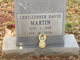 Christopher David Martin