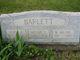 Minnie E. <I>Alleman</I> Barlett