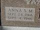 Profile photo:  Anna S M <I>Rodell</I> Landon