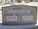 "Auda Vee ""Audie"" <I>Son</I> Abernathy"