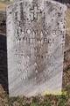 "Thomas Brumfield ""Southern"" Whitwell"