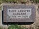 Elsie <I>Lameyer</I> Aadland