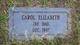 Carol Elizabeth Carson