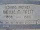 Mollie M Trett