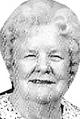 Mary Virginia <I>Moore</I> Barrier