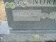 Lora Katherine <I>Evans</I> Nordin, Robison