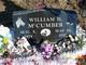 William H McCumber
