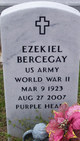 Profile photo:  Ezekiel Bercegay