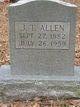 Profile photo:  John T. Allen