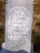 Frederick Christian J. Beguhl