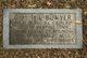 Capt Horace Louis Bowyer