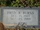 Fred B. Burns