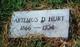 Artemus Day Hurt