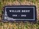 Willie Best