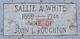 Sallie Adelaide <I>White</I> Roughton